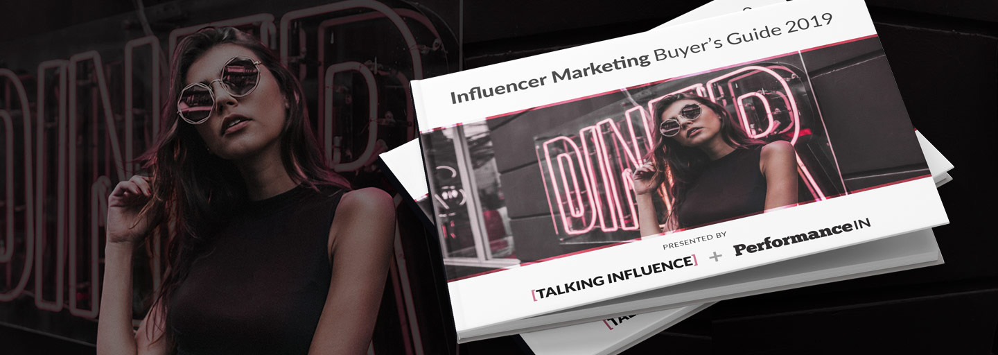 : Influencer Marketing Buyer's Guide 2019