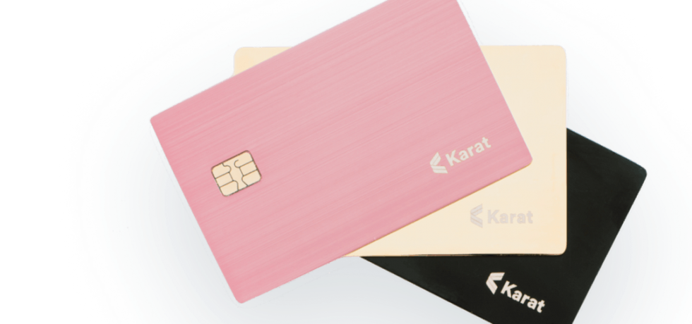 Karat unveils credit card for online creators