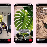 Pinterest Adds Story Pins Format to its App