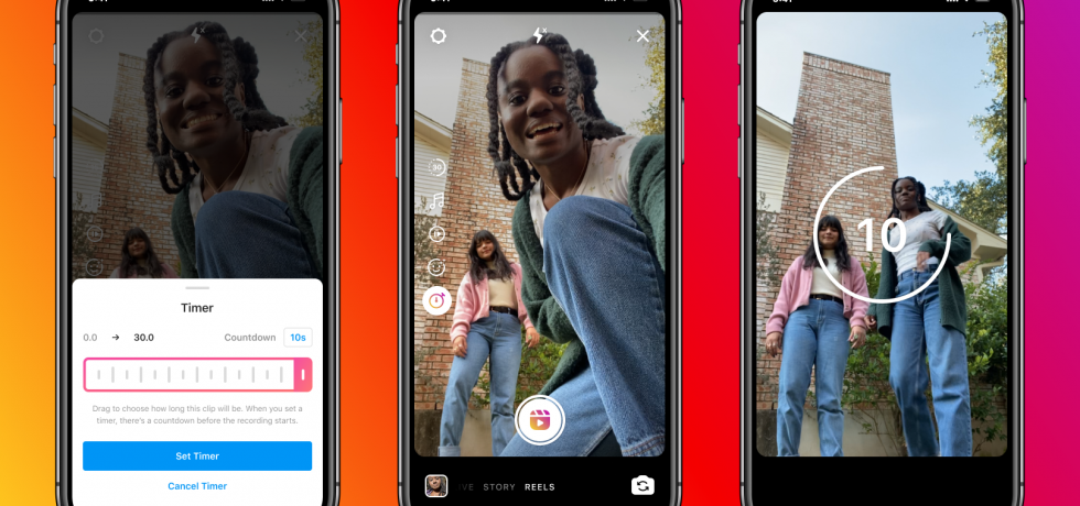 instagram rolls out new reel updates