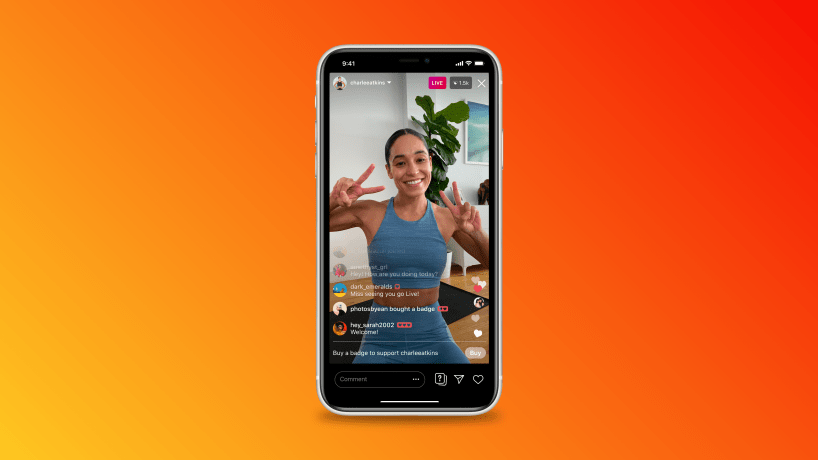 Instagram Extends Badges for Instagram Live to Creators Globally