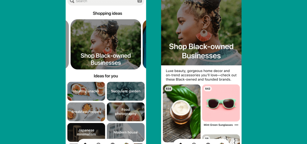 Pinterest Announces to Support Underrepresented Creators